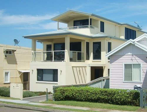 3 Storey Home Stockton Beach