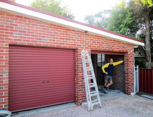 Garage to Granny Flat